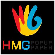 HMG popup paper