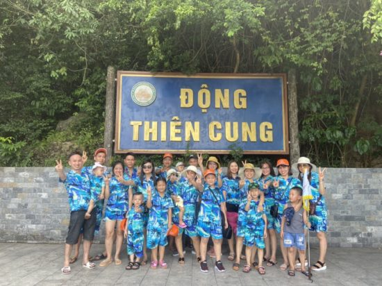 Our trip to ha long bay in the summer of 2020