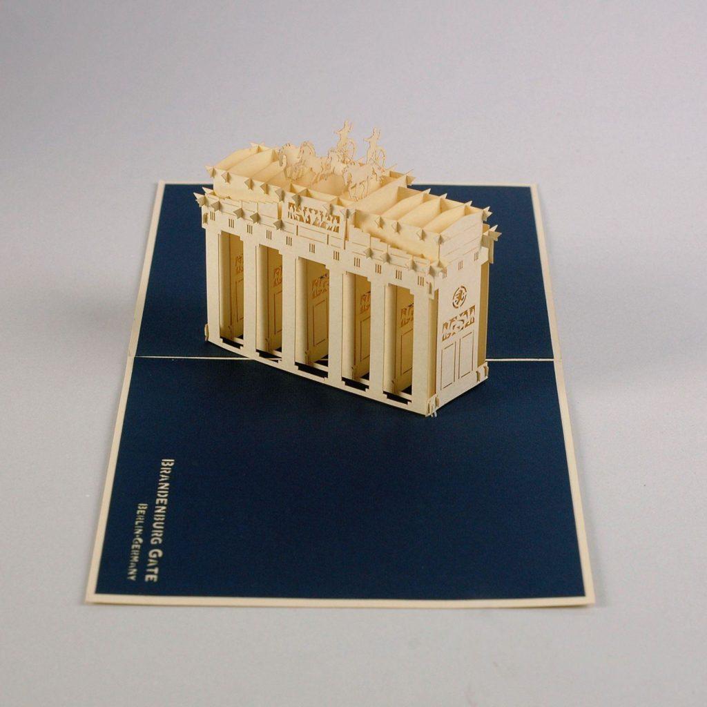 building popup card