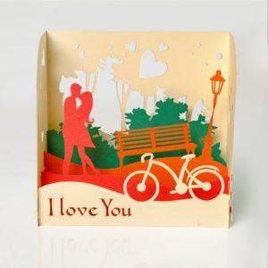 Love box 3d