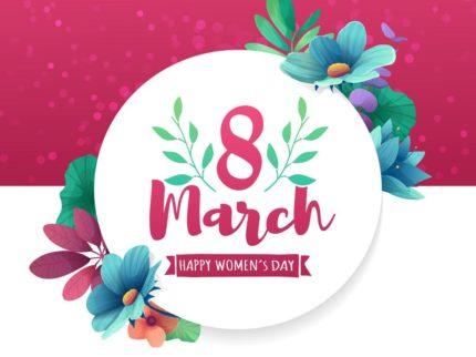 happy women day 2021