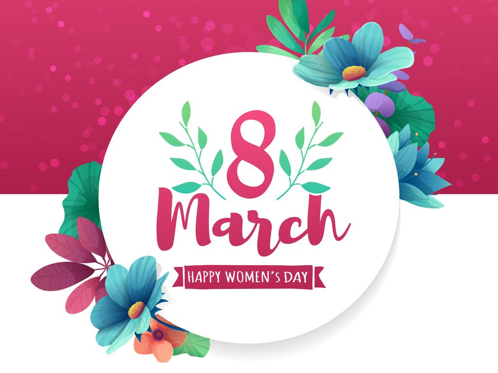 happy women day 2021