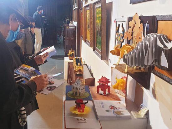 popup exhibiton